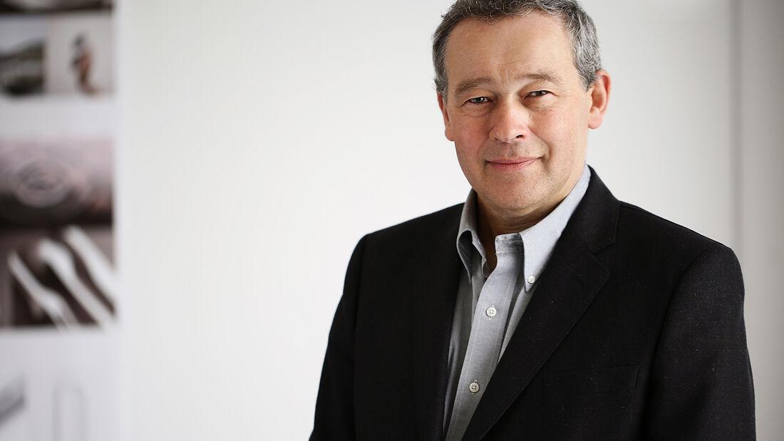 Peter Rawlinson, CEO Lucid Motors