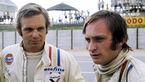 Peter Revson- McLaren - Chris Amon - Matra Simca - GP Südafrika 1972
