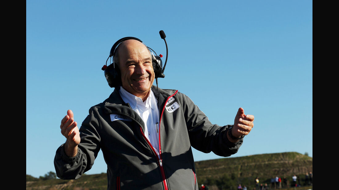 Peter Sauber F1 Test Jerez 2013 Highlights