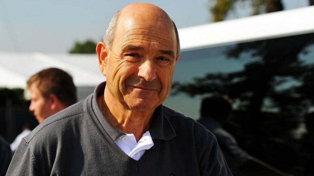 Peter Sauber - Formel 1 - GP Italien - 6. September 2012