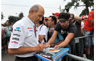 Peter Sauber - GP Italien - Monza - 10. September 2011