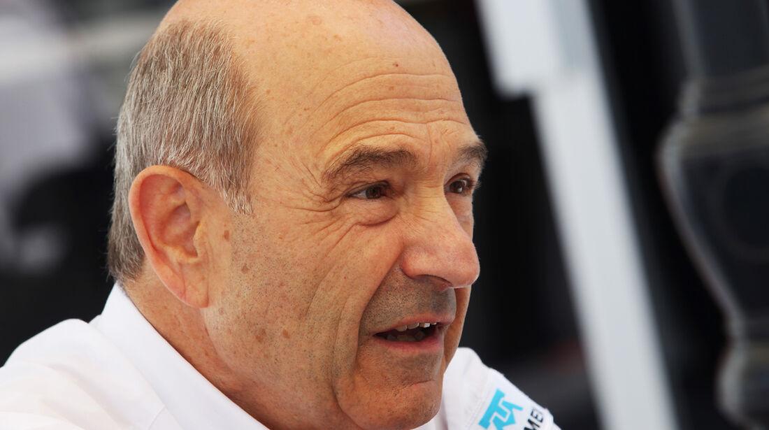 Peter Sauber - GP Kanada - Formel 1 - 7. Juni 2012