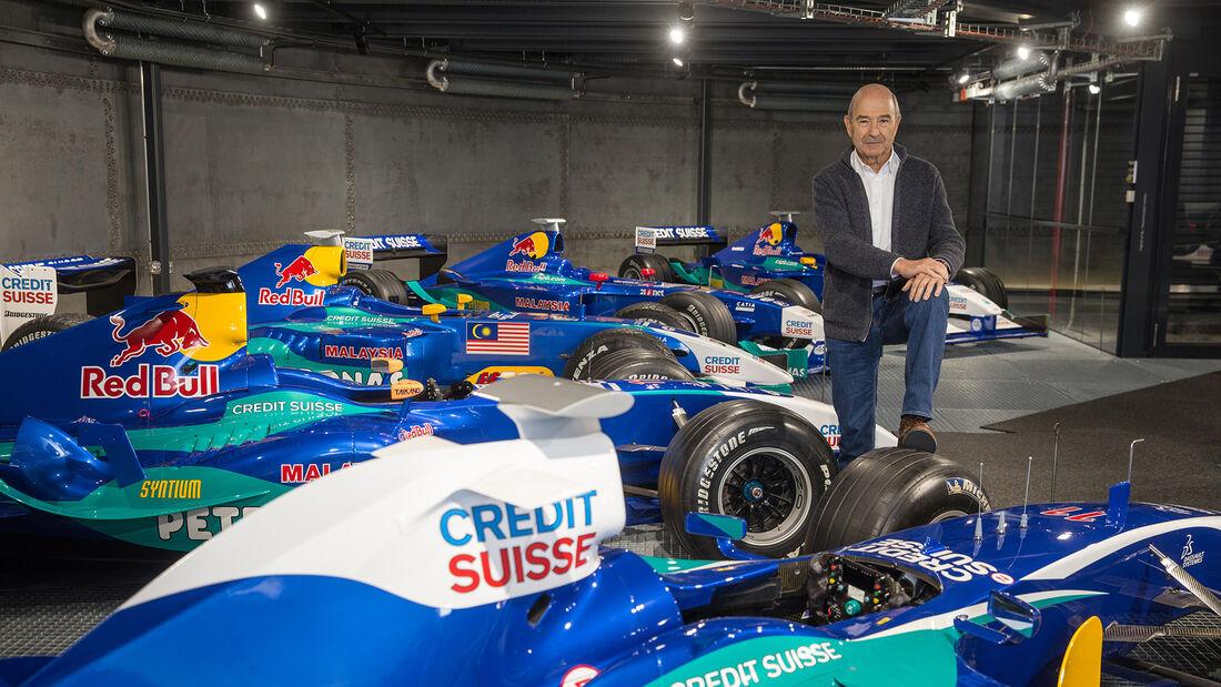 Peter Sauber - Museum - F1