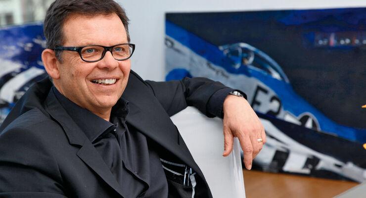 Peter Schreyer, Porträt