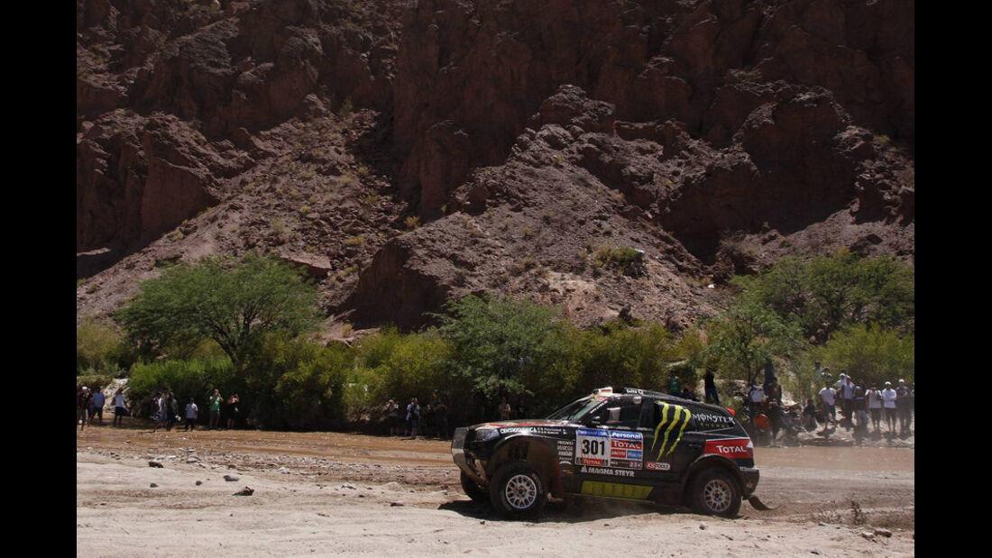 Peterhansel - Rallye Dakar