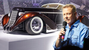 Petersen Museum James Hetfield Metallica Autos Ausstellung
