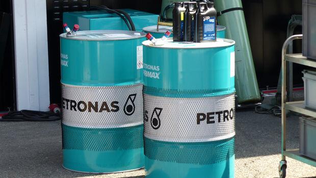 Petronas - Formel 1 - GP Deutschland - Hockenheim - 27. Juli 2016
