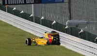 Petrov Crash GP Japan