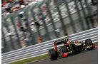 Petrov  - Formel 1 - GP Japan - 07. Oktober 2011