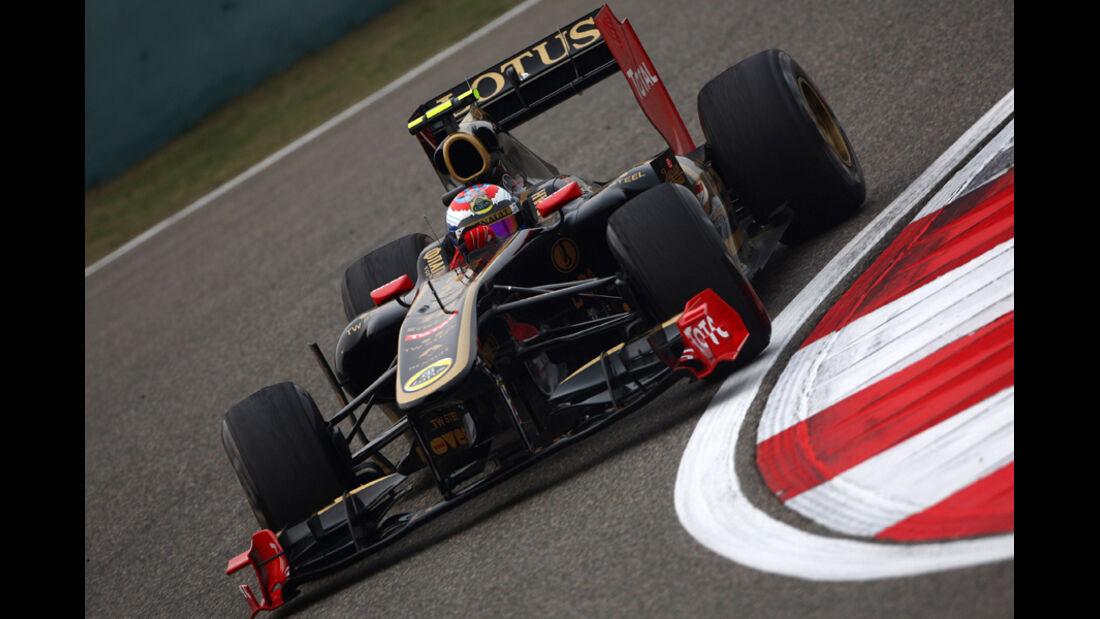 Petrov GP China 2011
