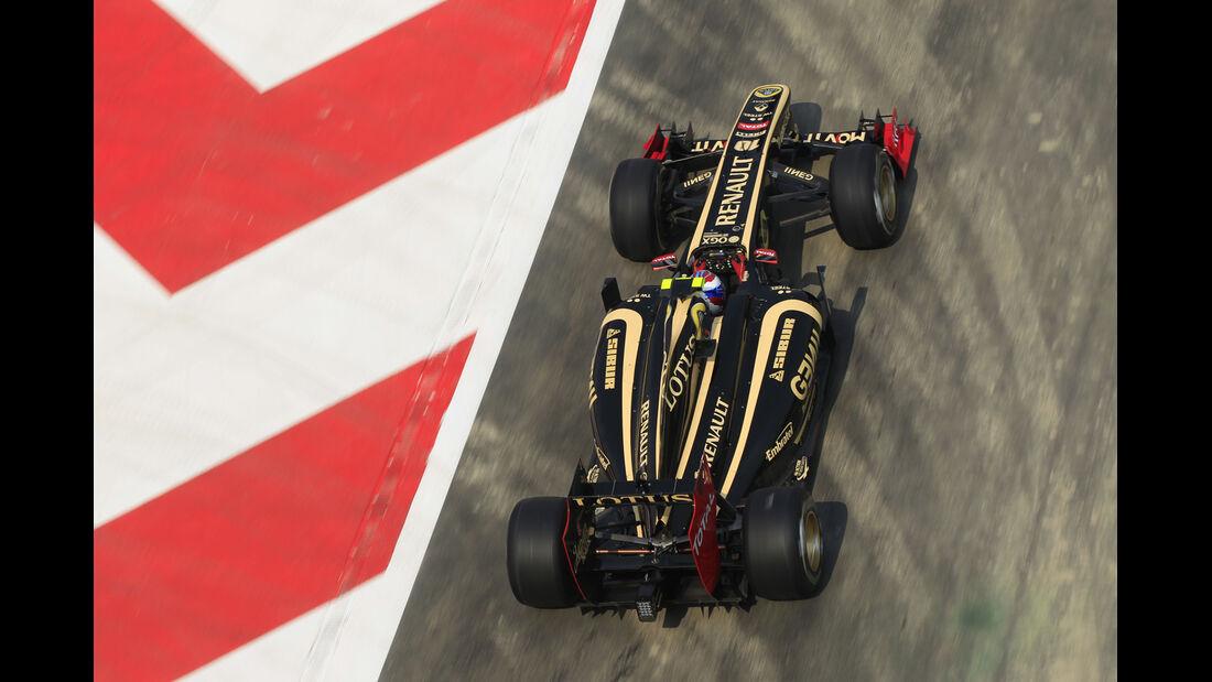 Petrov GP Indien 2011