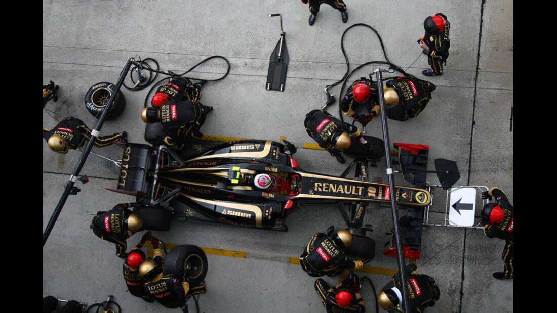 Petrov GP Malaysia 2011