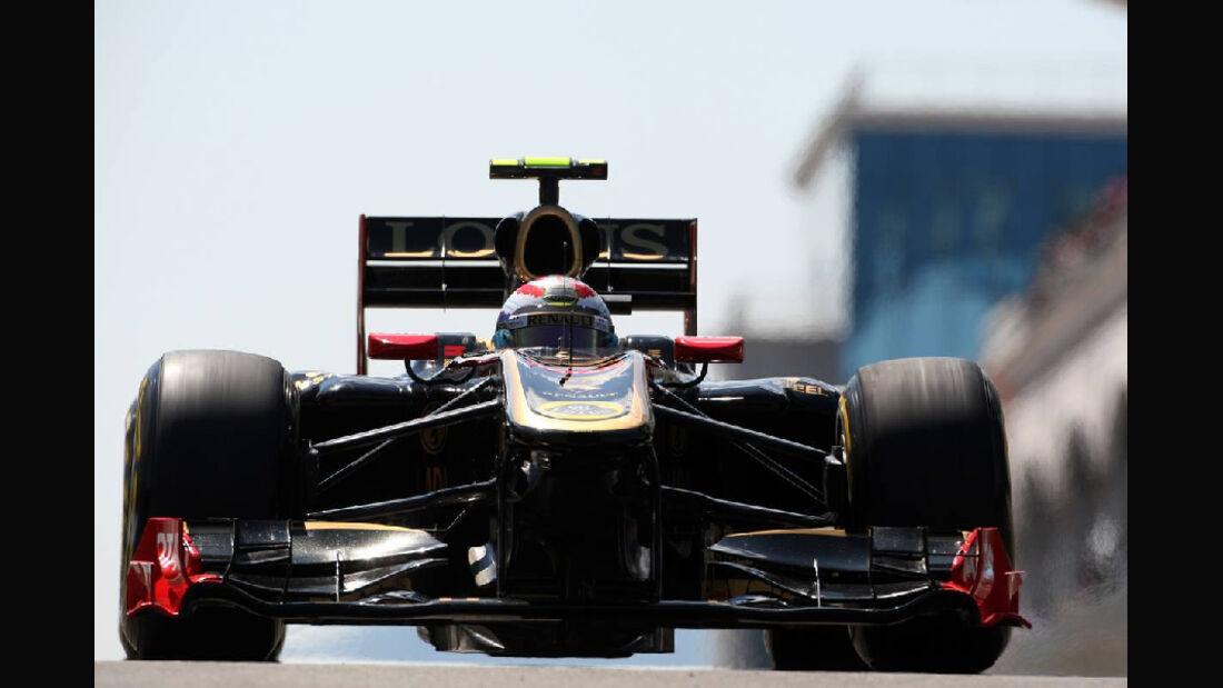 Petrov GP Türkei 2011