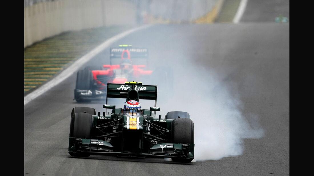 Petrov Pic GP Brasilien 2012