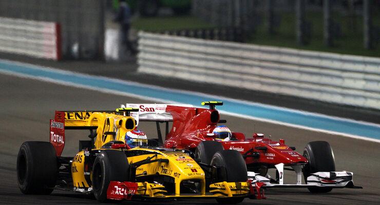 Petrov und Alonso