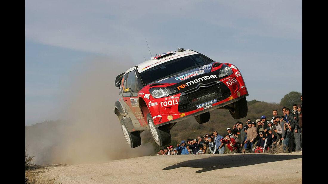 Petter Solberg, Citroen DS3 WRC, WRC, Rallye Argentinien 2011