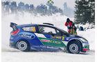 Petter Solberg Rallye Schweden 2012 WRC
