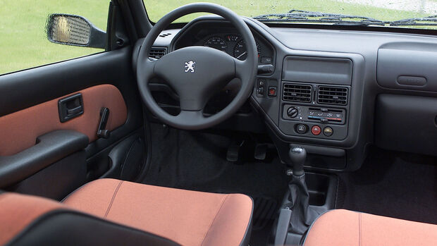 Peugeot 106 (1991-2003)