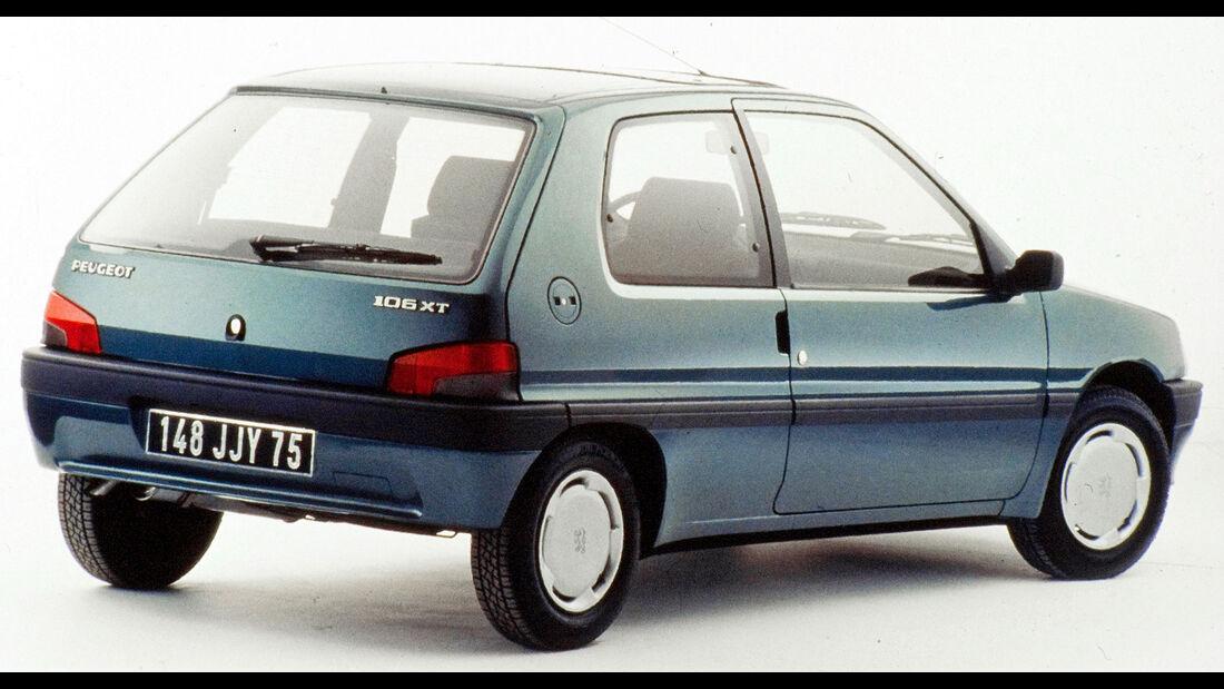 Peugeot 106 3-Türer (1991)H-Kandidaten 2021