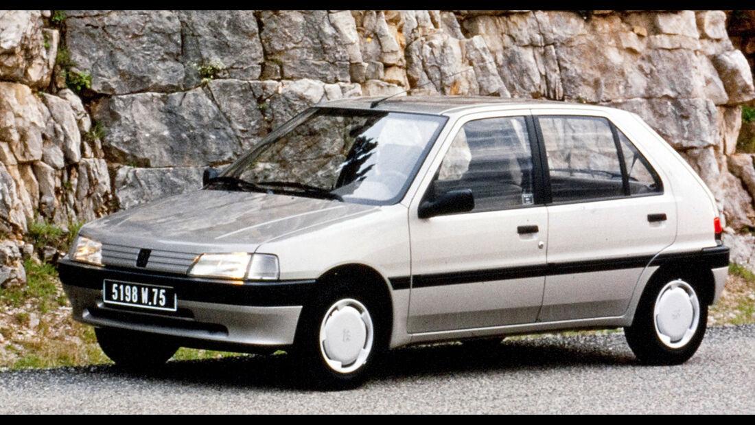 Peugeot 106 5-Türer (1991) H-Kandidaten 2021