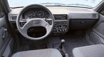 Peugeot 106, Cockpit