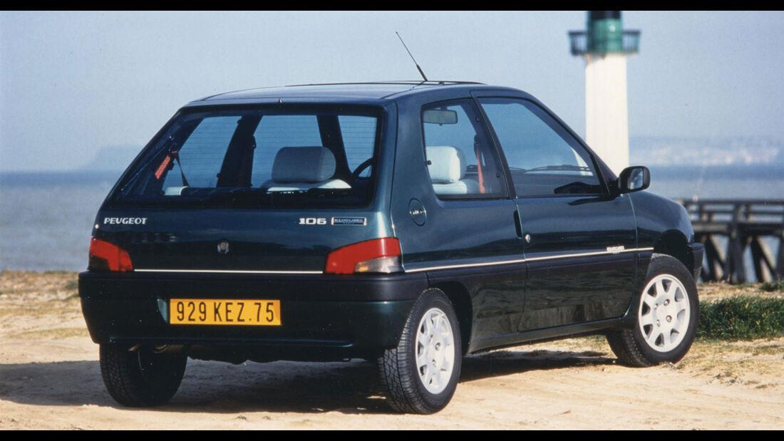 Peugeot 106 Roland Garros (1993)