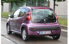 Peugeot 107 1.0 2-tronic, Heck