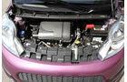 Peugeot 107 1.0 2-tronic, Motor