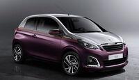 Peugeot 108 Sperrfrist 14.2.2014