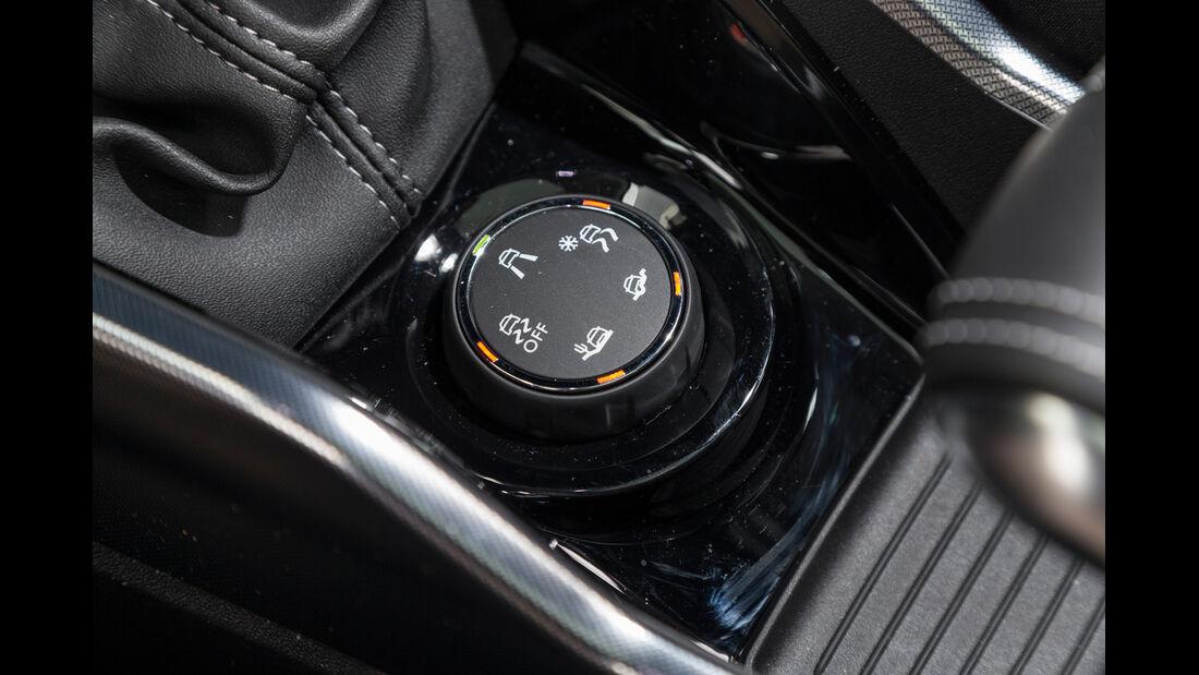 Peugeot 2008 120 Vti, Bedienelement