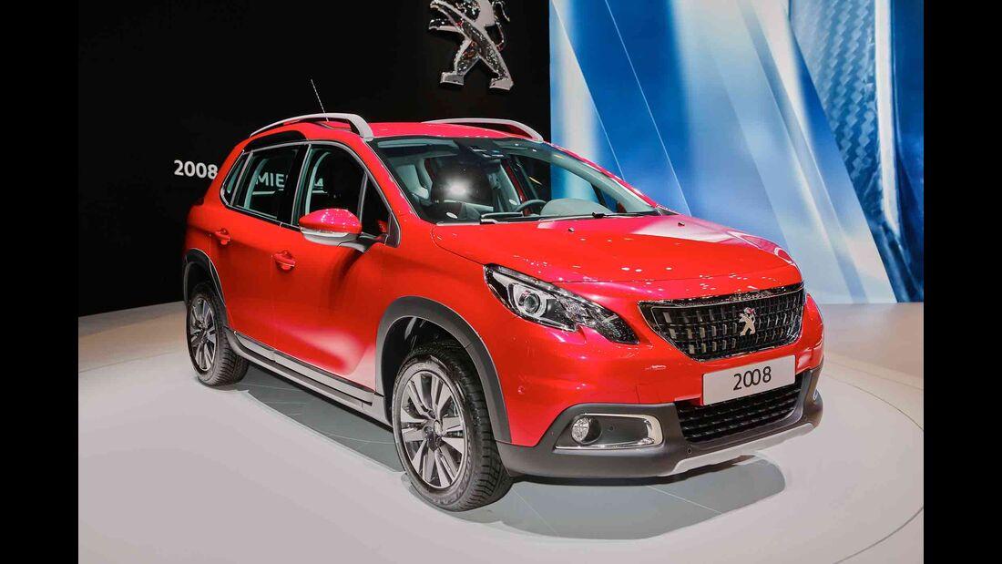 Peugeot 2008 2016