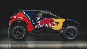 Peugeot 2008 DKR