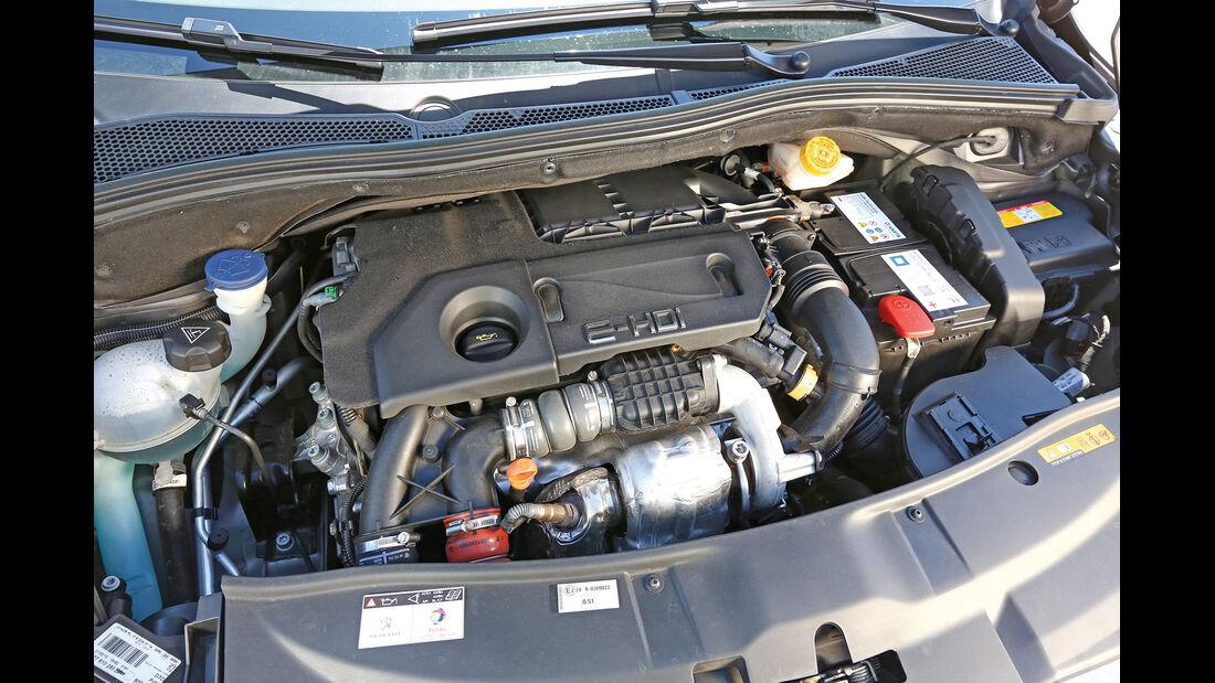 Peugeot 2008 e-HDi 92, Motor