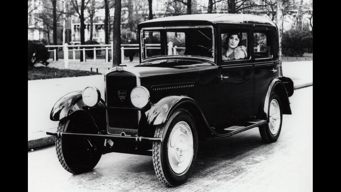 Peugeot 201, 1929