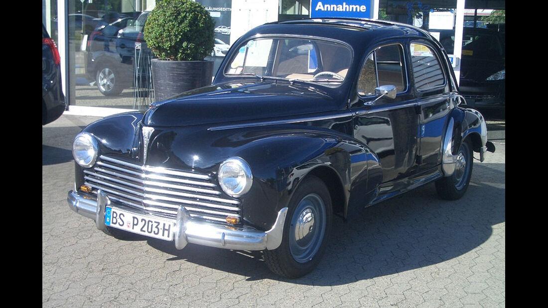 Peugeot 203 C