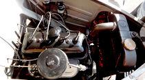 Peugeot 203, Motor