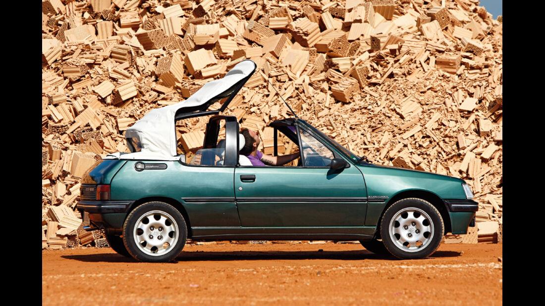 Peugeot 205 Cabrio 1.4 Roland Garros