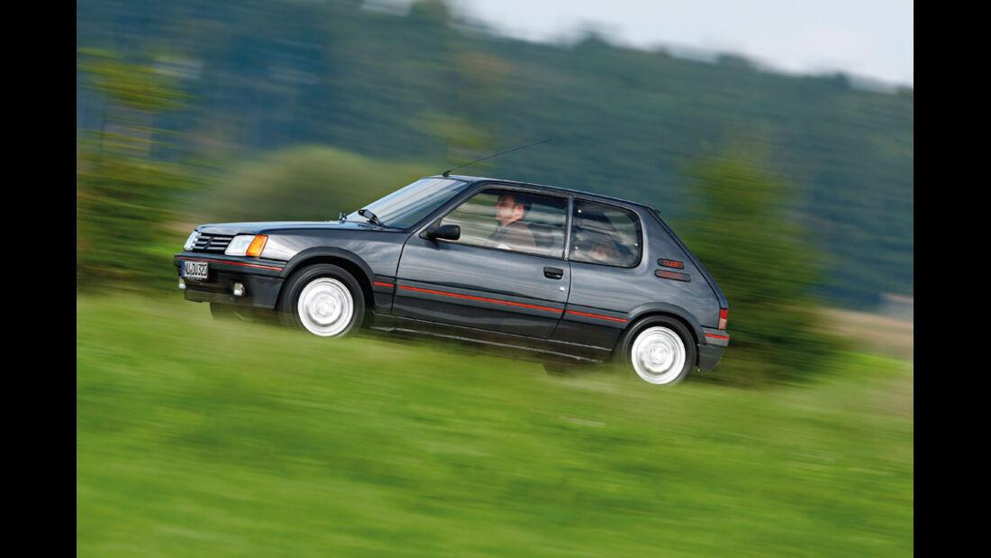 Peugeot 205 Cabrio 1.4 Roland Garros, Motor