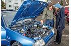 Peugeot 205 Cabriolet CJ, Motor
