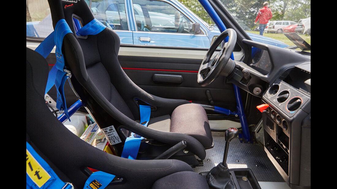 Peugeot 205 - Fan-Autos - 24h-Rennen Nürburgring 2015 - 14.5.2015