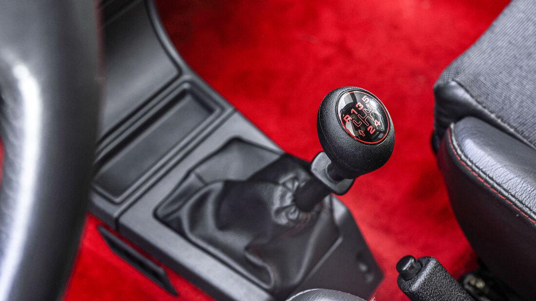 Peugeot 205 GTI 1.9, ams 0321 Test