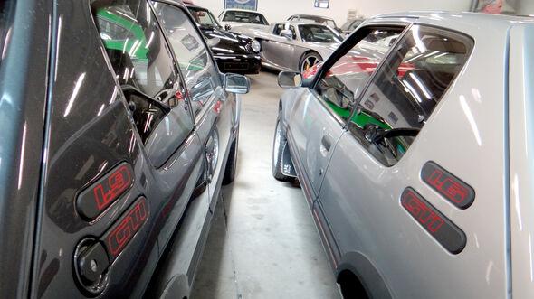 Peugeot 205 GTI Lopez Garage