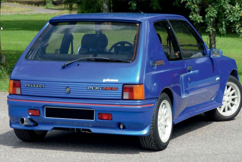 Peugeot 205 GTI Mi 16 (1988)