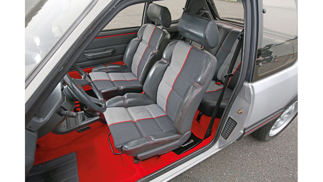 Peugeot 205 GTi und 208 Gti, Impression