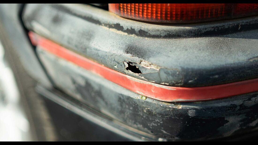 Peugeot 205 Gti Restaurierung