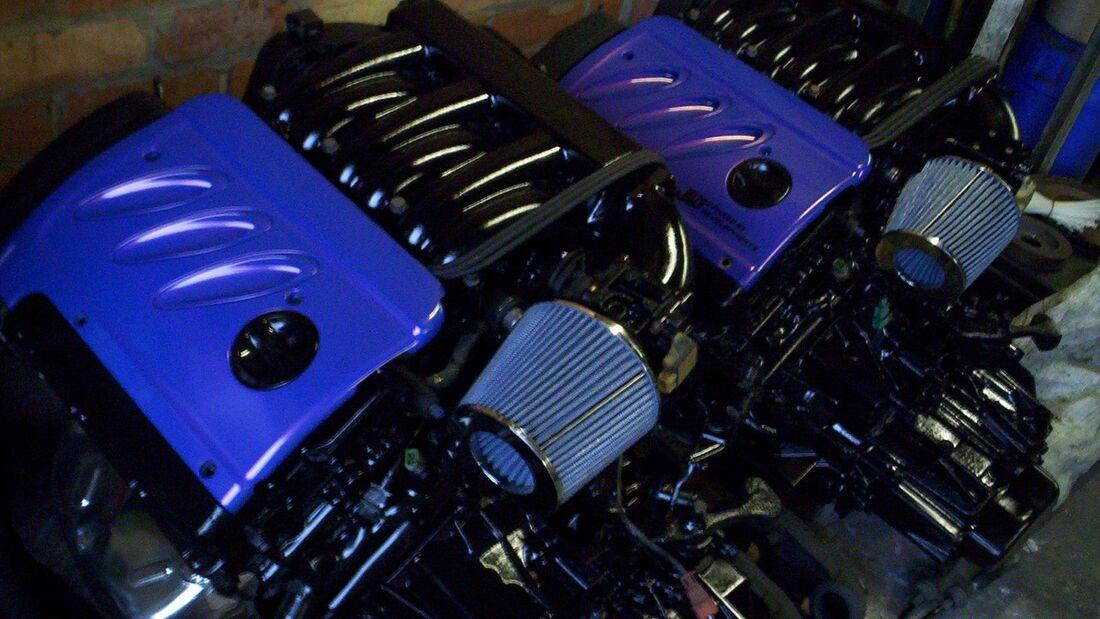 Peugeot 205 Twin-Engine