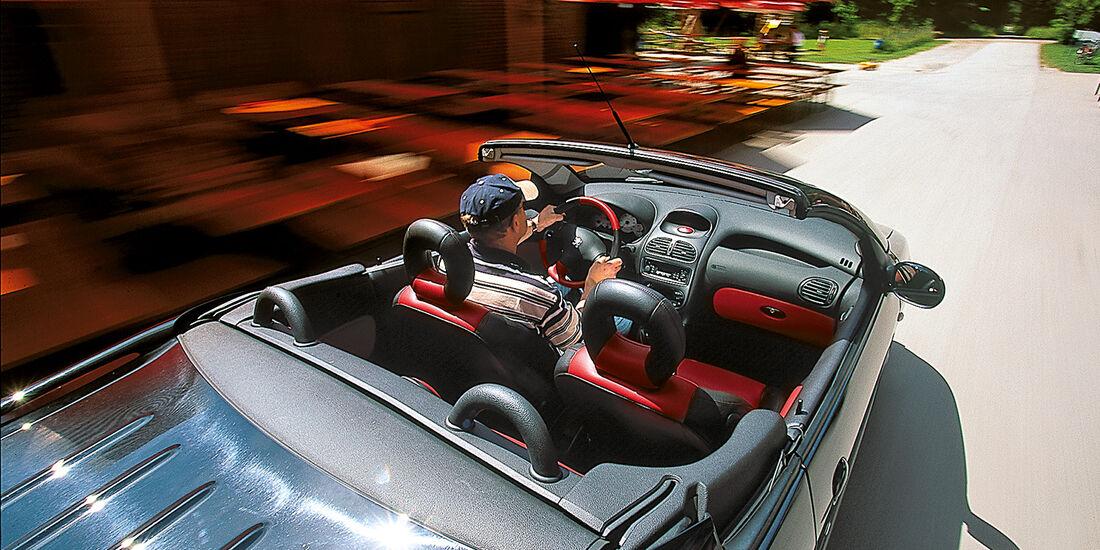 Kauftipp Peugeot 206 Cc Klappdachcabrio Ab 3 700 Auto Motor Und
