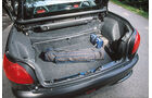 Peugeot 206 CC 110, Kofferraum