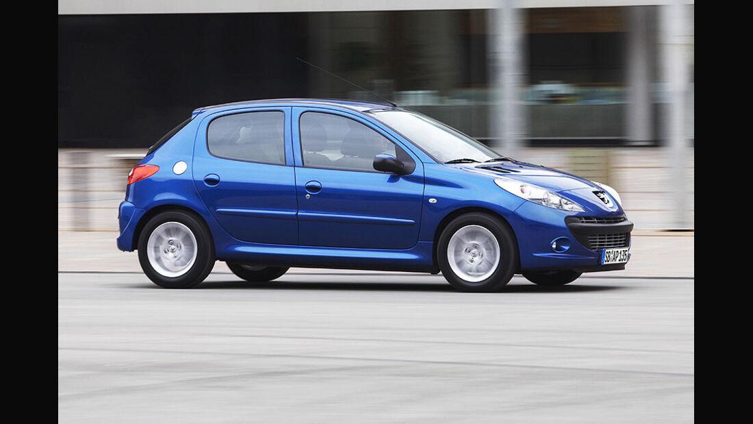 Peugeot 206+ HDi 70