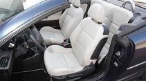 Peugeot 207 CC 155 THP, Ledersitz, Fahrersitz
